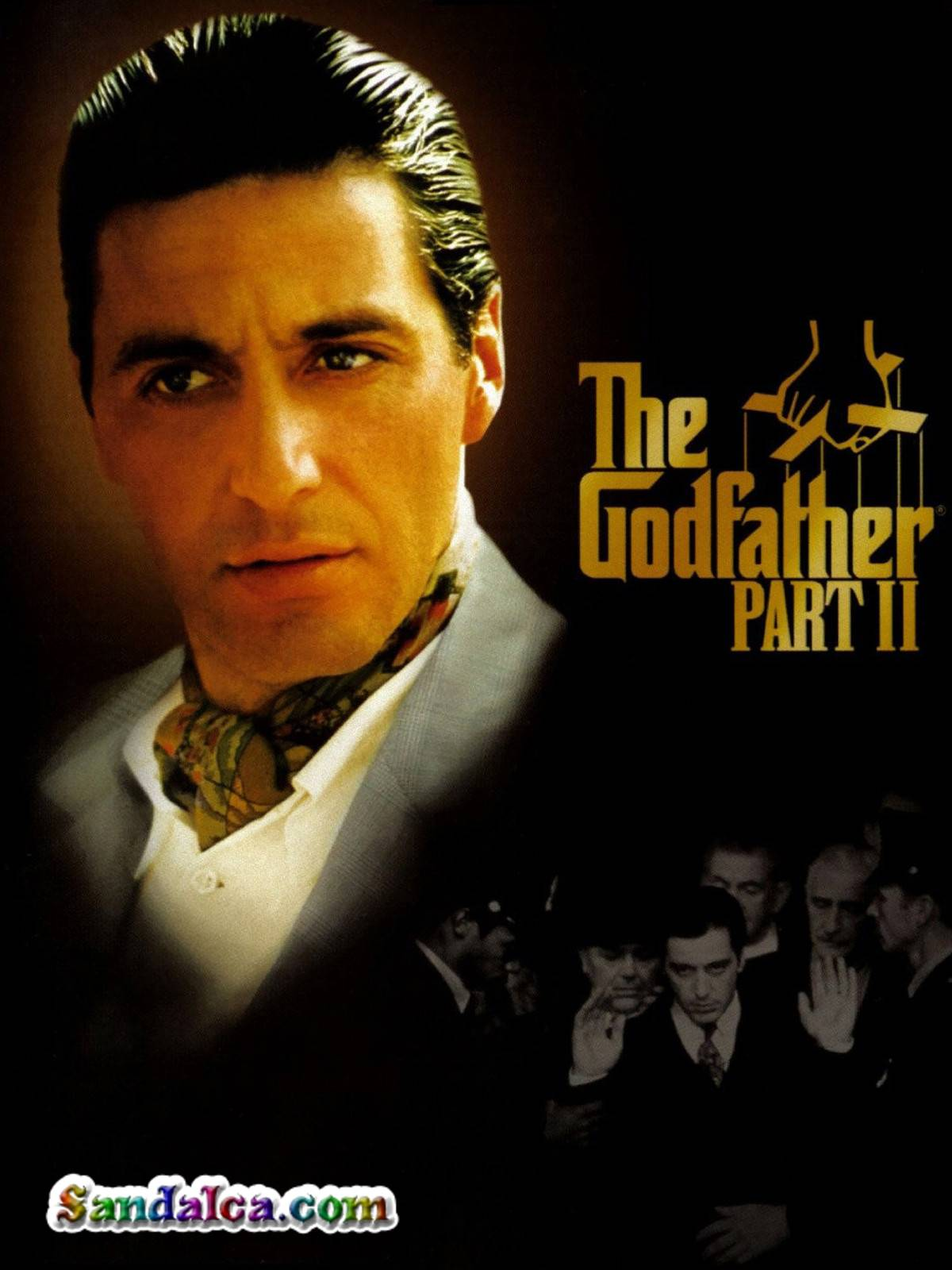 Baba 2 - The Godfather Part 2 Türkçe Dublaj indir | XviD - 1080p DUAL | 1974