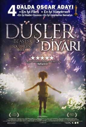 Düşler Diyarı – Beasts of the Southern Wild Türkçe Dublaj indir | DUAL | 2012
