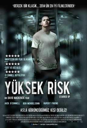Yüksek Risk – Starred Up Türkçe Dublaj indir | DUAL | 2013