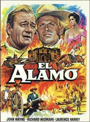 Alamo Kalesi – The Alamo Türkçe Dublaj indir   DUAL   1960