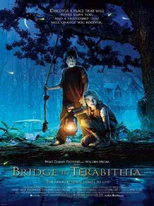 Terabithia Köprüsü – Bridge to Terabithia Türkçe Dublaj indir   DUAL   2007