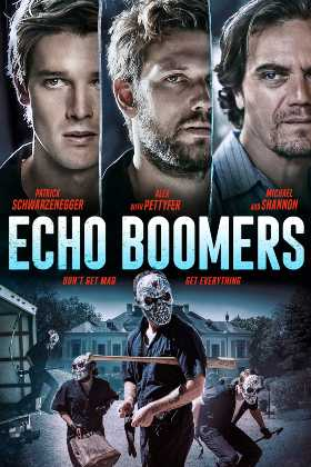 Echo Boomers Türkçe Dublaj indir | DUAL | 2020