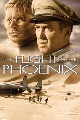 Sonsuz Uçuş – The Flight of the Phoenix Türkçe Dublaj indir   DUAL   1965