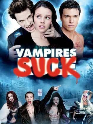 Biri Beni Isırdı – Vampires Suck Türkçe Dublaj indir | DUAL | 2010