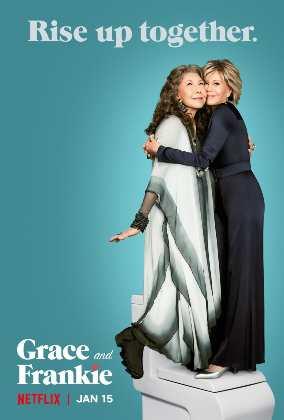 Grace ve Frankie 6. Sezon Tüm Bölümleri Türkçe Dublaj indir | 1080p DUAL