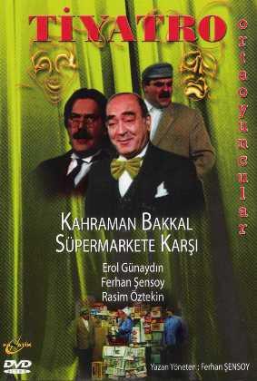 Kahraman Bakkal Süpermarkete Karşı indir | DVDRip | 1990