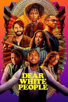 Dear White People 4. Sezon Tüm Bölümleri Türkçe Dublaj indir | 1080p DUAL